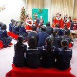 クリスマス茶会(和文化部)