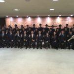 サッカー部 広島県知事を表敬訪問