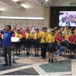 私立中学・高校・大学フェア in 広島にゲスト出演