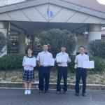 第23回広島県高等学校ゴルフ選手権夏季大会 高校男子の部優勝